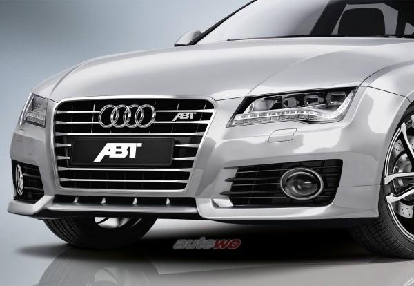 ABT Sportsline Frontspoiler Audi A7 4G 4G8803110