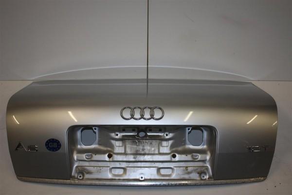 Audi A6 4B Limousine Heckklappe Lichtsilber LY7W 4B5827023T