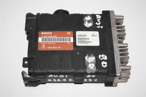 Audi 80 Typ 89 1.8l 90PS PM Motorsteuergerät 443907311