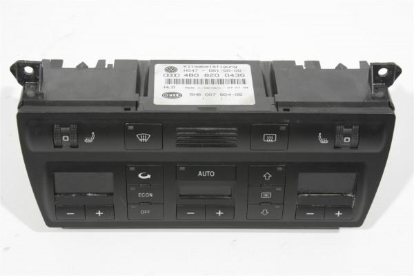 Audi A6 4B Bedienteil Klimatronic + Sitzheizung 4B0820043G 4B0820043G