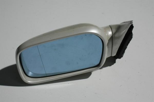 Audi 100 C4 Außenspiegel Links FS perlmuttweiß L0A9 4A1857501H
