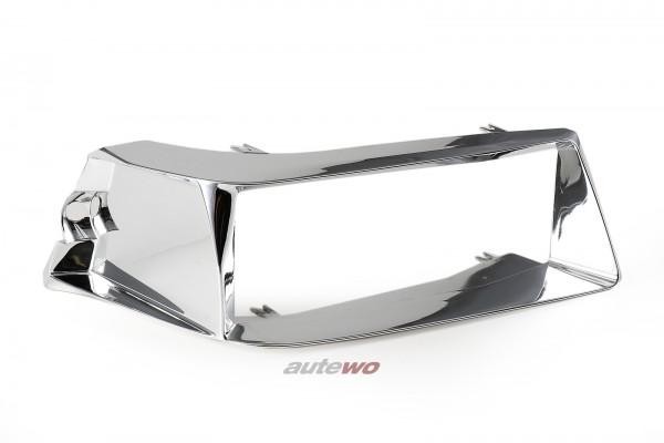 441941178 NEU Audi V8 D11 Scheinwerfer Reflektor-Rahmen Vorne Rechts