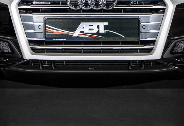ABT Sportsline Audi A4 8W Frontlippenaufsatz Stoßstange vorne 8W008002110