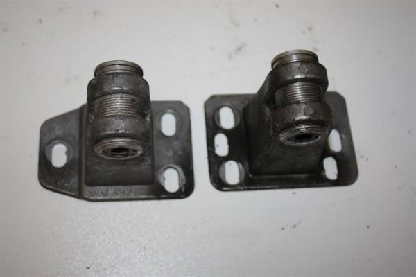 Audi A6 C4 Pralldämpfer Stoßstange Vorne Links/Rechts 4A0807129D & 4A0807130D
