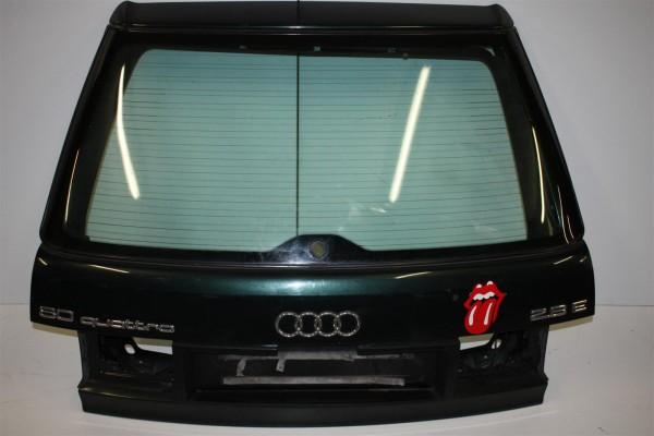 Audi 80 B4 Avant Heckklappe grün 8A9827023A