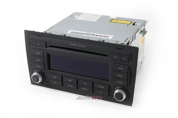 8E0035152Q NEU Audi A4/S4/RS4 8E/B6/B7/Cabrio 8H Radio Chorus CD-Laufwerk