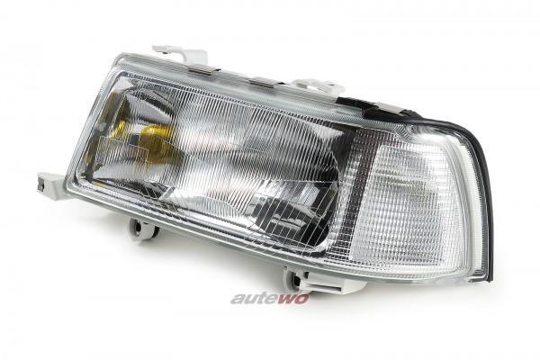 895941029H NEU Audi 80 B4/Coupe/S2/Cabriolet Typ 89 Scheinwerfer Gelb Links