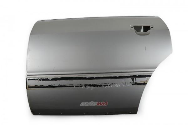 8A0833051B Audi 80/90 Typ 89/B4/S2/RS2 Tür Hinten Links Silber