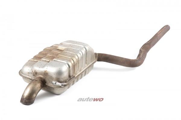 8E0253611DG 8E0253609DA Audi A4 8E  2.5l TDI quattro Endschalldämpfer