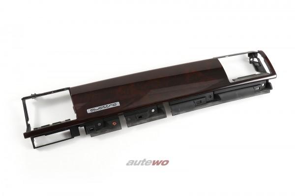 4E1857186H Audi A8/S8 D3/4E Wurzelholz-Zierleiste Armaturenbrett Vorne Rechts