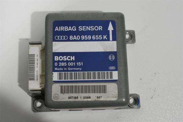 Audi A8 D2 Airbag Steuergerät 8A0959655K 8A0959655K