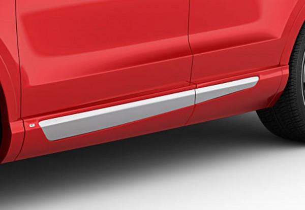 ABT Sportsline Audi Q3 8U Türaufsatzleisten LZ7S daytonagrau 8U0817260