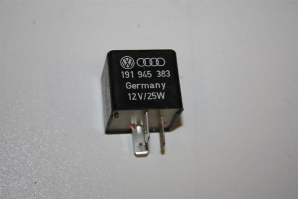 Audi/VW 80/100/A4/A6 Relais 167 NSL + AHK 191945383
