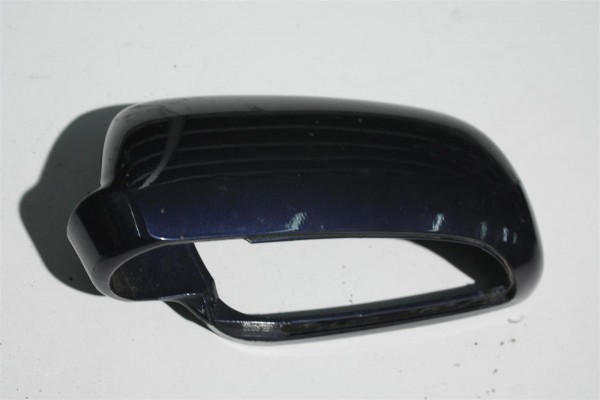 Audi A3/A4/A6/A8 Spiegelkappe Links FS dunkelblau 4A0857507