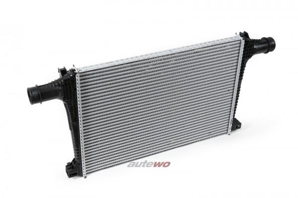 4M0145805G 4M0145805Q NEU Audi Q7 4M 3.0l TDI Original Ladeluftkühler