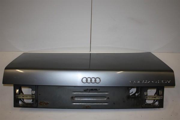Audi 100/200 Typ 44/V8 Limousine Heckklappe Titan LY7P 443827023F
