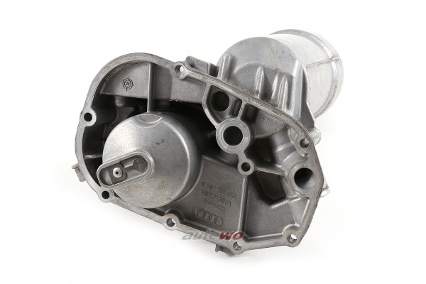 059115405D Audi/VW A4 B5/A6 4B/A8 D2 2.5l TDI 6-Zylinder AFB/AKN Ölfilterhalter