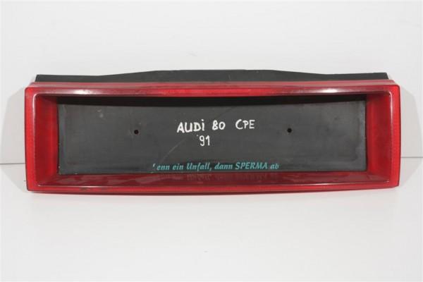 Audi Typ 89 Coupe Rücklichtband/Kennzeichenblende 895945695