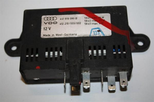 Audi/VW V8 D11 Relais Verstärker Instrumentenbeleuchtung 441919080B