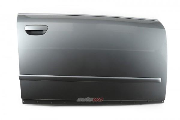 8E0831052 Audi A4/S4 8E/B6 Limousine/Avant Tür Vorne Rechts LY7Q Atlasgrau