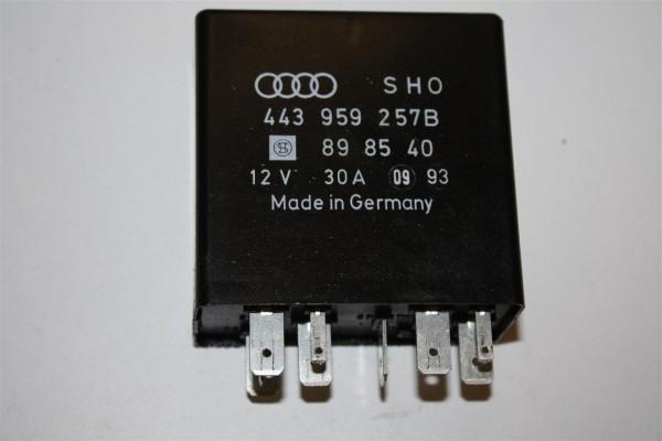 Audi/VW 80/90/100/200 Relais 287 Steuergerät elektrische Fensterheber 443959257B