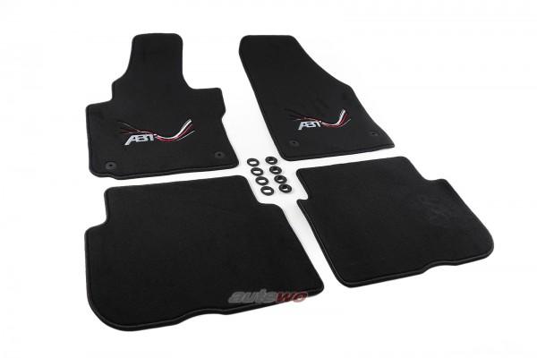 ABT Sportsline VW Touran 1T Fußmattensatz mit ABT Logo 1T0723181