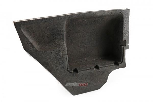 Audi Coupe Typ 81/85/Urquattro Dämmung für Türablagefach Hinten Links