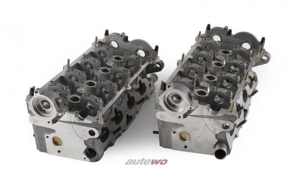 077103351D/077103351E NEU Audi V8 D11/S4 C4 4.2l ABH Set Zylinderköpfe