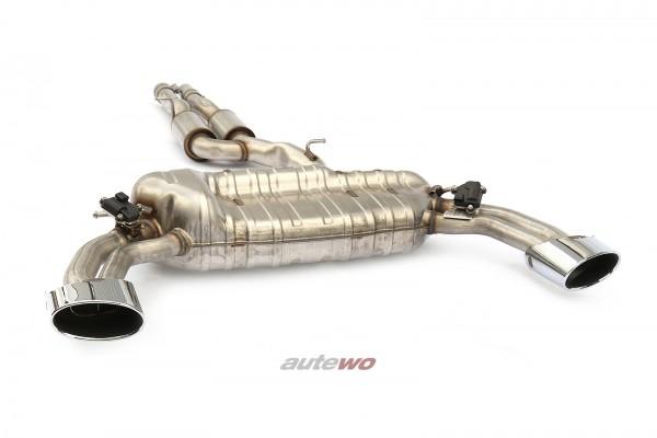 8V0253611D 8V5253181CR NEU Audi RS3 8V Limousine 2.5l TFSI Abgasanlage original