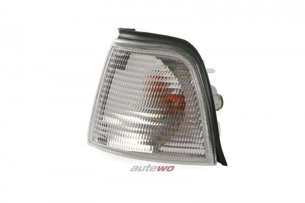 NEU Hella 2BA 005 296-031 Audi 80 Typ 89/B4 Blinker Links weiß für 8A0953049A