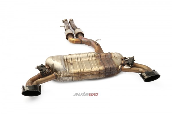 Audi RS3 8V Sportback 2.5l TFSI 5 Zylinder original Sport-Abgasanlage