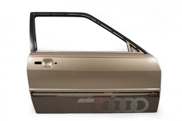 855831052E Audi Coupe Typ 81/85/Urquattro Tür Vorne Rechts LY1V Gobi Metallic