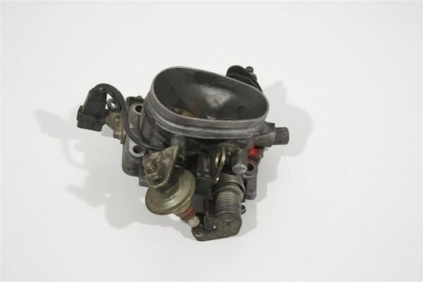 Audi 80 Typ 89 2.0l 3A Drosselklappe Schaltgetriebe 053133063F 053133063A
