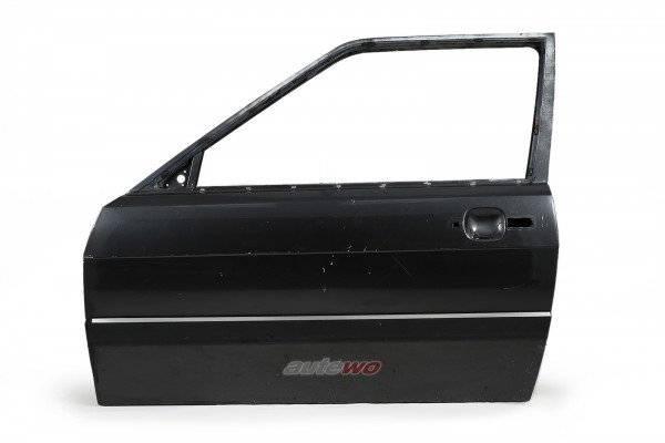 855831051E Audi Coupe Typ 81/85/Urquattro Tür Vorne Links Anthrazit