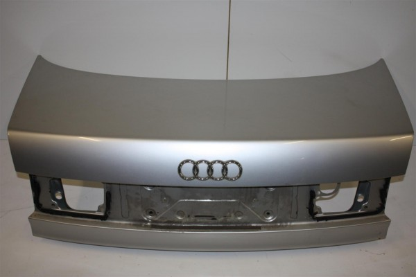Audi 80 B4 Limousine Heckklappe Kristallsilber LY7T 8A5827023E