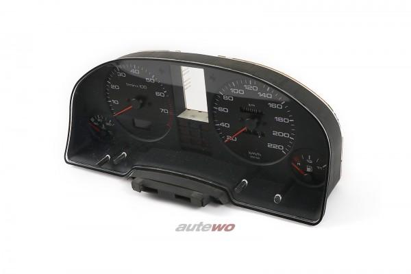 8A0919033CD Audi 80 B4 2.0-2.3l 4/5 Zylinder Kombiinstrument 220km/h Tacho