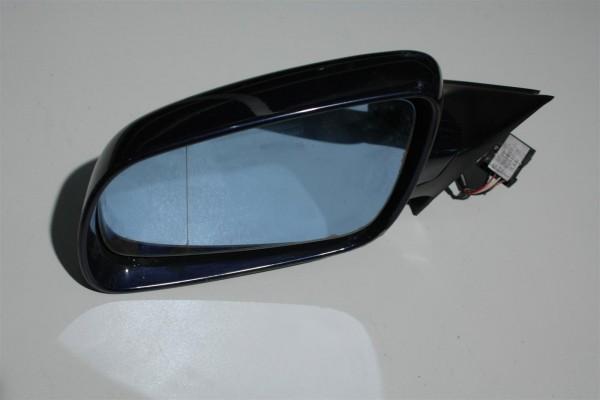 Audi A4 B5 Außenspiegel Links FS dunkelblau 8D1858531C
