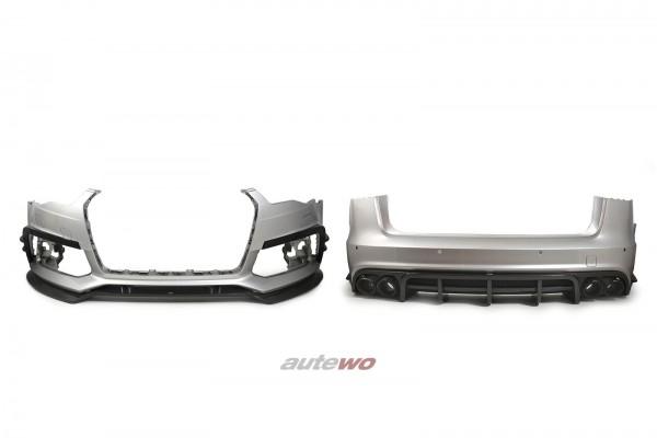 4G0807065AL/4G9807067AB Audi/ABT Sportsline RS6-R 4G Stoßstangen vorne/hinten