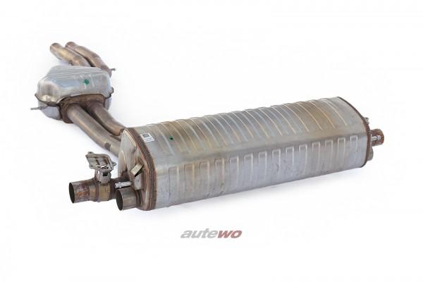 4M8253078BL NEU Audi RSQ8 4.0l TFSI Sport-Abgasanlage original