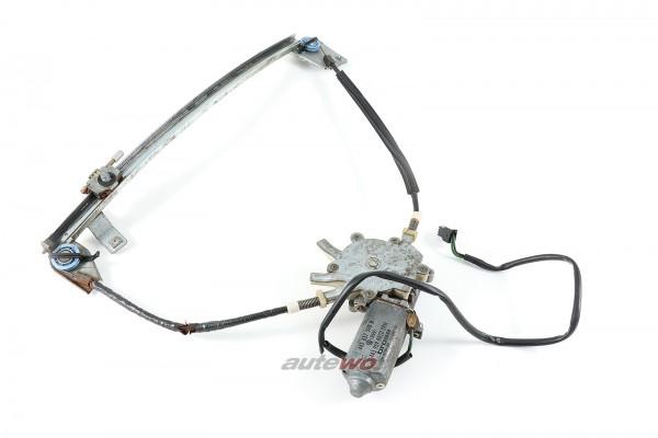 443837398B Audi 100/200 Typ 44 Fensterheber mit Motor Vorne Rechts