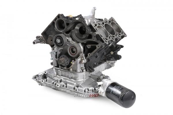 078100105JX Audi/VW A4 B5/A6 4B/A8 D2/Passat 2.8l V6 Teilmotor neuwertig
