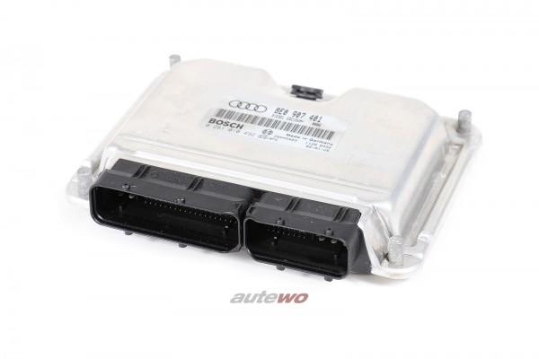 8E0907401 Bosch 0281010492 Audi A4 8E/B6 2.5l 6 Zylinder AYM Motorsteuergerät