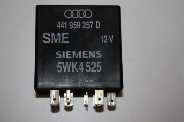 Audi/VW 80/90/100/200/V8 Relais 347 Steuergerät e-Fensterheber 441959257D