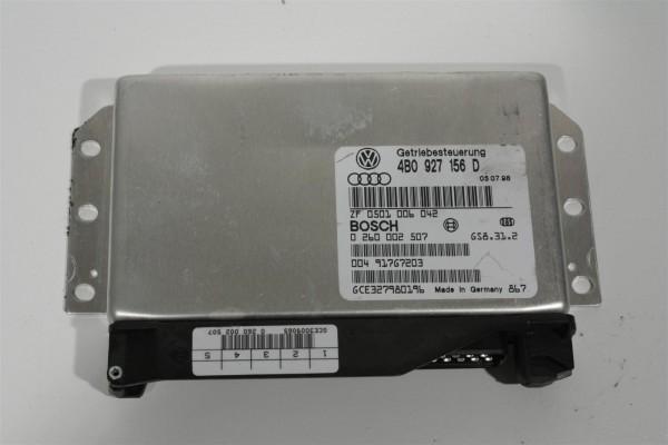 Audi A6 4B 2.8l ACK/ALG Steuergerät Automatikgetriebe DEX 4B0927156D
