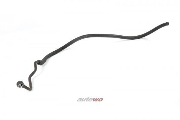 Audi 80 B4 2.6-2.8l 150-174PS 6 Zylinder Rücklaufschlauch Servolenkung 8A1422891