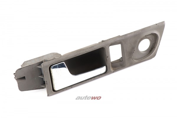 4A0839019A Audi 100/A6 C4 Türgriff Fensterheber Hinten Links Grau