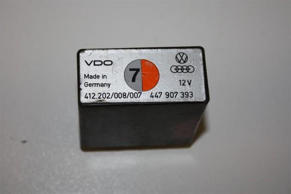 Audi/VW 90 Typ 81/85/100/200 Typ 44 Leerlaufstabilisierung 447907393