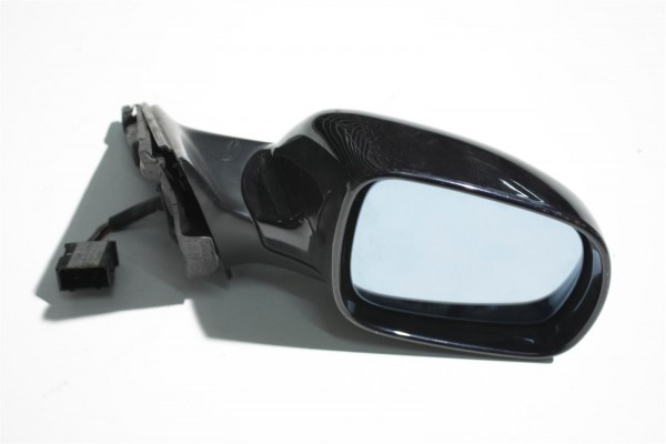 Audi A3 8L Außenspiegel elektrisch verstelbar Rechts BFS dunkelblau 8L1858532