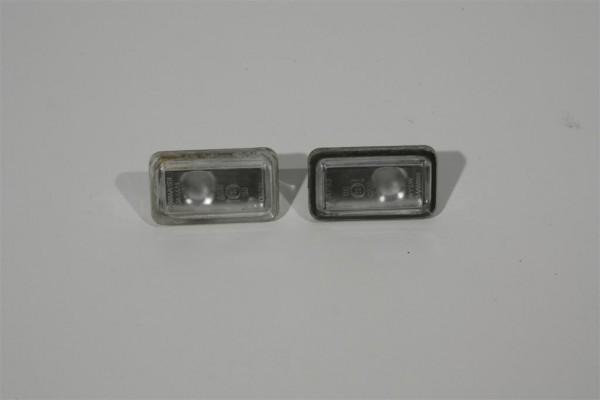 Audi 80 B4/100/A6 C4 Seitenblinker vorne Links/Rechts weiß