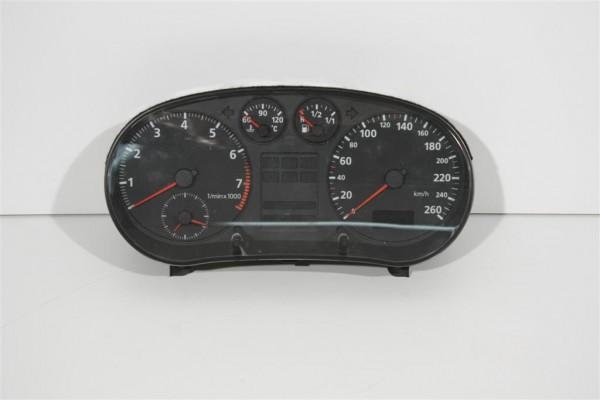 Audi A3 8L Kombiinstrument 8L0919860AX 8L0919860A